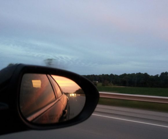 Keep Looking Back – Don't Forget The Mirrors!